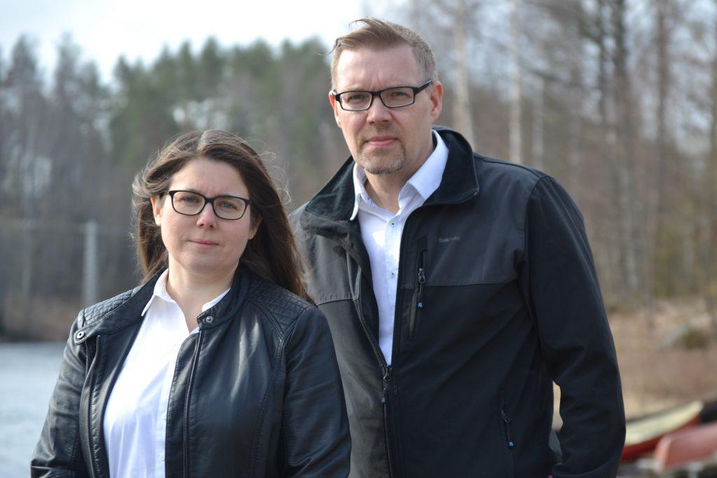 Salla & Janne