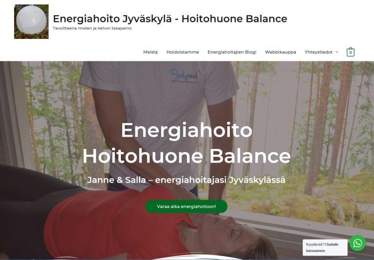 Energiahoito Jyväskylä